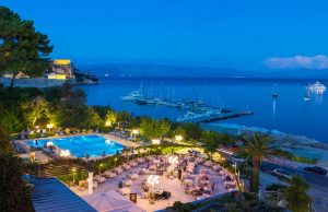 Corfu luxury hotel